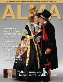 Alma - Blomsterfondens medlemstidning nr. 29