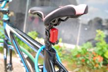 Svensk innovation! GPS spårsändare för cykeln