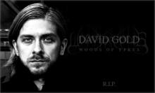 WOODS OF YPRES frontman David Gold omkommen i bilolycka