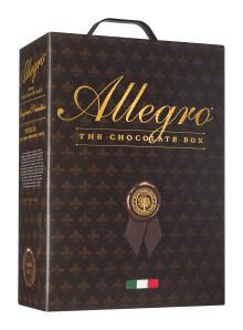 NYHET 1 dec. Allegro The Chocolate Box
