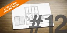 17 sköna tips inför ditt bygge – TIPS 12: SLAGPORTAR