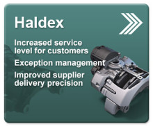 PipeChain manages EDI throughout Europe for Haldex
