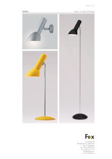 Produktblad Oblique golv-, bord- och vägglampa som pdf.