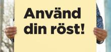 Så ska Göteborgs Stad få fler att använda sin röst i valet 2018