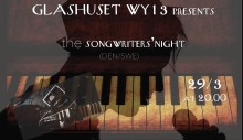 Songwriters' Night (DK) at Glashuset WY13