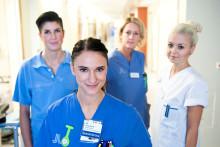 Nytt traineeprogram för sjuksköterskor