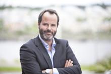 Frederik Nilner ny ordförande i Hydraulik- och Pneumatikföreningen