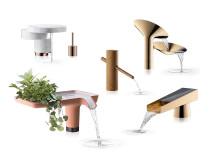 Danske og svenske designere tenker nytt om fremtidens servantarmaturer for Axor