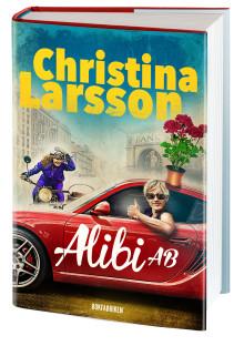 ALIBI AB av Christina Larsson - Sommarens roligaste bok!