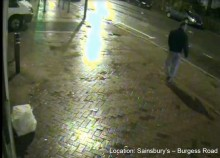 Southampton rape investigation: Officers release more CCTV images of the man they want to identify