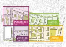 Grönt ljus för ytterligare 200 bostäder och fler företag i Ebbepark