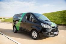 Ford Transit Custom Plug-In Hybrid debütiert bei Testprojekt zur Verbesserung der Luftqualität in London