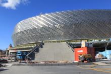 Hyresgästanpassning på Tele2 Arena, Stockholm