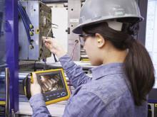 Conrad Business Supplies tillhandahåller ett robust diagnostiskt videoscop från Fluke för svåra industrimiljöer