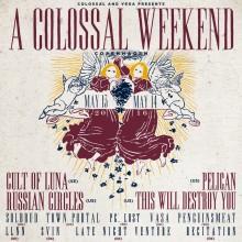 A Colossal Weekend løfter sløret for det fulde program