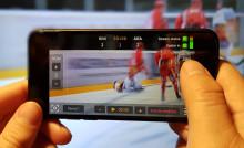 SolidSport lanserar världsunik app