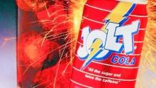 Jolt Cola gör comeback!