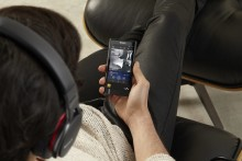 Sony présente le Walkman® NW-ZX2, le lecteur audiophile haute résolution