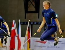 EM-brons i tripplar (hopprep) till Isa Vigren