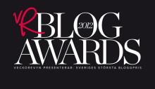 Heta artister på scen när VeckoRevyn Blog Awards kommer till Kista Galleria!