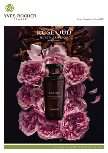 Secrets d'Essences Rose Oud produktinformation