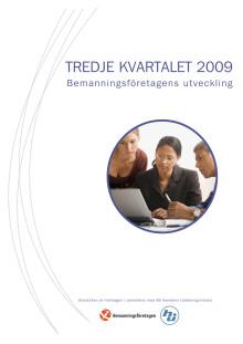 Bemanningsrapport Q3 2009