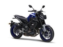 「MT-09 ABS」の新色を発売  スーパースポーツモデルとのリレーションを図り、スポーティなイメージを強化