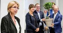 Noroff Campus Oslo offisielt åpnet av stortingsrepresentant Kristin Vinje