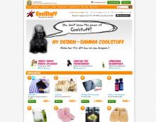 CoolStuff lanserar idag nya designen!