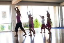 Kids Parkour uusi liikuntalaji Sunwing-perhehotelleissa