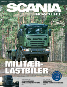 Nyt Scania Road Life kundemagasin
