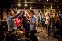 304 mindre skäggiga män i Malmö - ett världsrekord är satt!