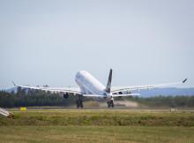 Europas mest punktlige lufthavn i august