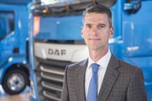Michiel Kuijs är utsedd som ny VD för DAF Nederländerna och Norden