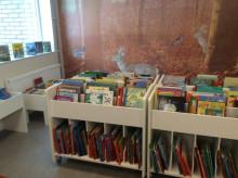 Vinninga bibliotek har fått nya lokaler