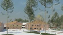 JM Entreprenad AB bygger Hagaskolan