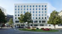 Radisson Blu Metropol i Helsingborg är nominerat till arkitekturpris