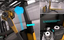 Prisbelönt VR-utbildning inom truckar