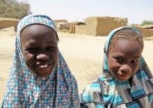 Tusentals barn utsätts för våld av Boko Haram
