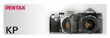 PENTAX KP jauna augstas klases DSLR kamera