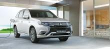 Mitsubishi Outlander PHEV - Den bedst sælgende plug-in hybrid i Danmark