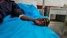 Jemen: Sjukhus tar emot många skadade efter luftangrepp i Sanaa
