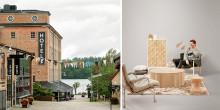 Trendexperten Stefan Nilsson gästspelar på Nääs Fabriker - på fredag invigs utställningen 5 trender