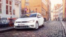 Danmarkspremiere på Volkswagen Golf – til skarpe privatleasingpriser
