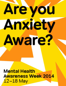Borough urges residents to speak up about anxiety