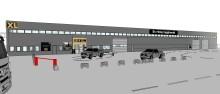 XL-BYGG öppnar ny bygghandel i Malmö våren 2018