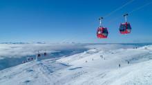 Unik säsongsöppning i Åre på fredag – Gondolen öppnas med skidåkning från högzon