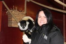 Anita Burkevica ny djurparkschef i Parken Zoo