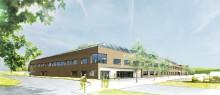 Nu påbörjas bygget av nya rättspsykiatrin i Trelleborg