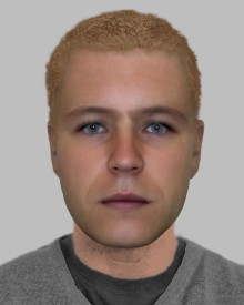 E-fit released after elderly woman's money stolen in courier fraud